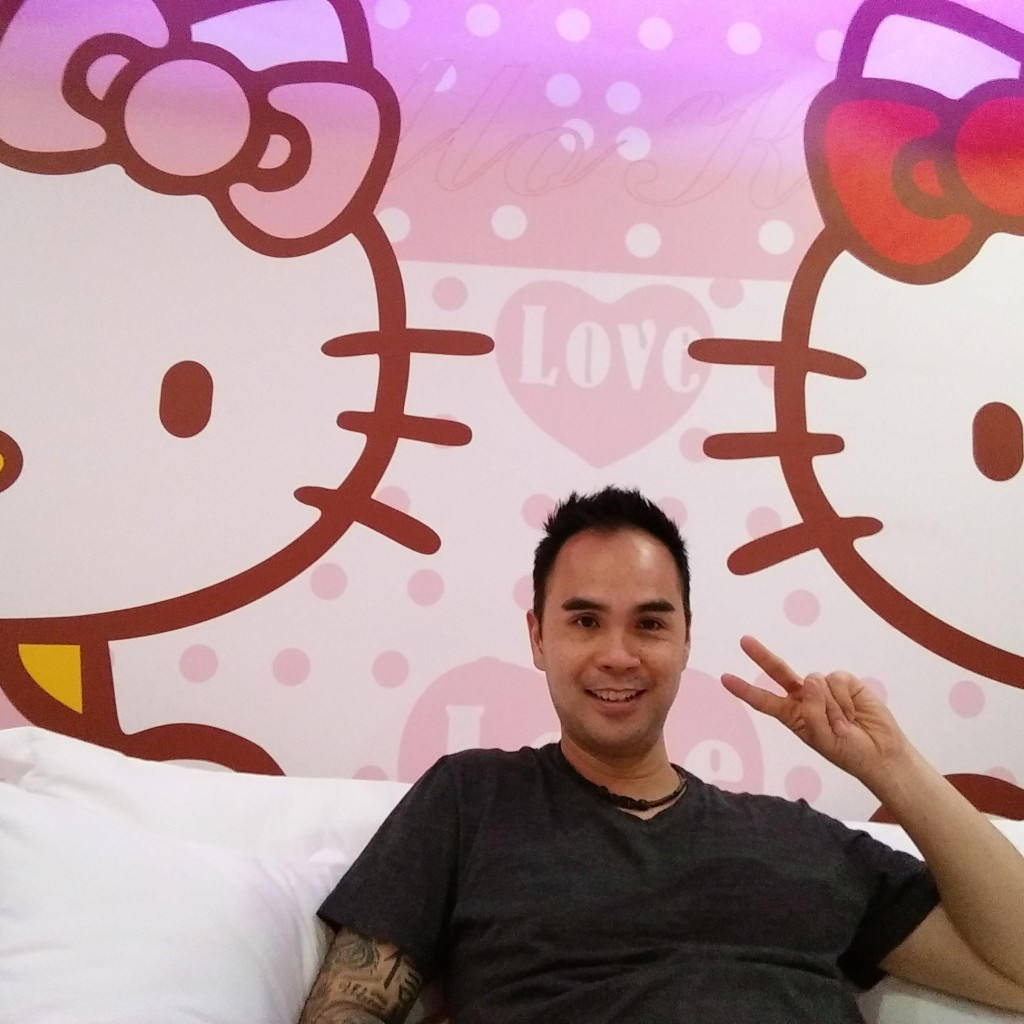 hello kitty portrait