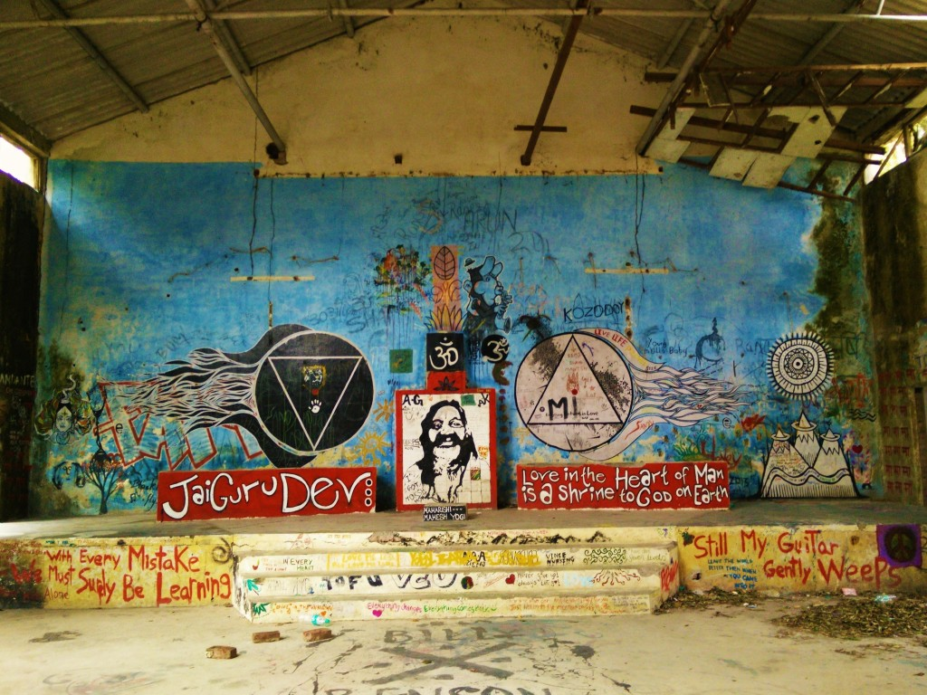 Beatles Cathedral Wall (2)