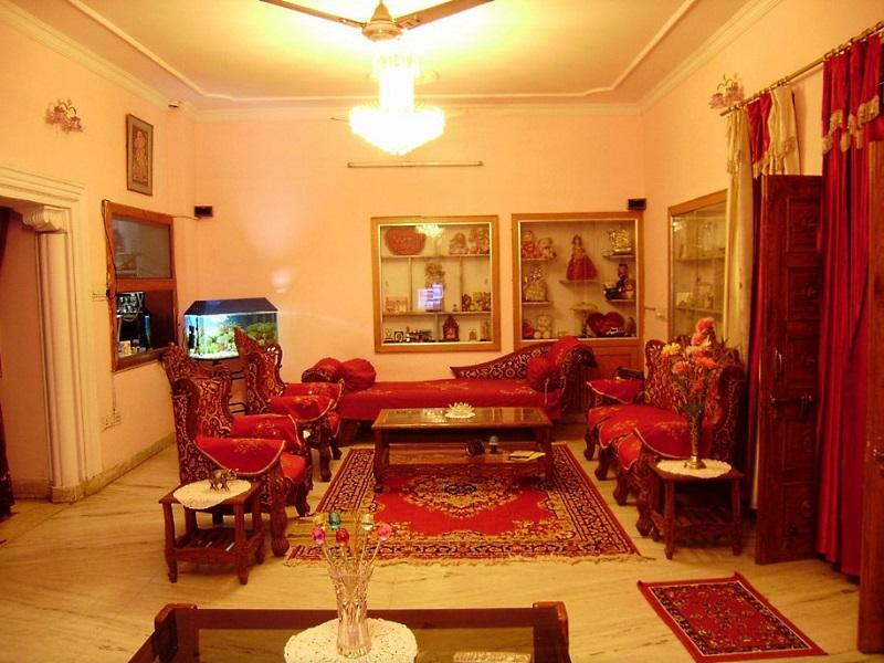 Rajputana Guest House living room