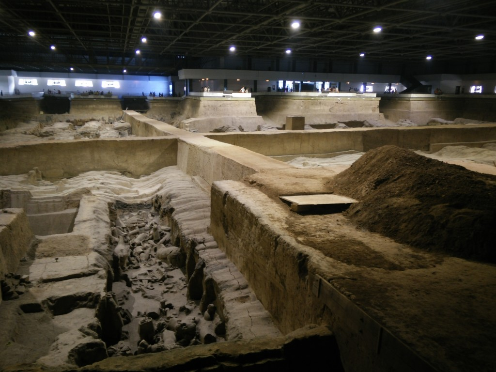 Terracotta Warriors Pit 2