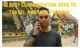 10 Best Communication Apps To Travel And Talk For Free