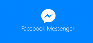 Facebook Messenger communication app
