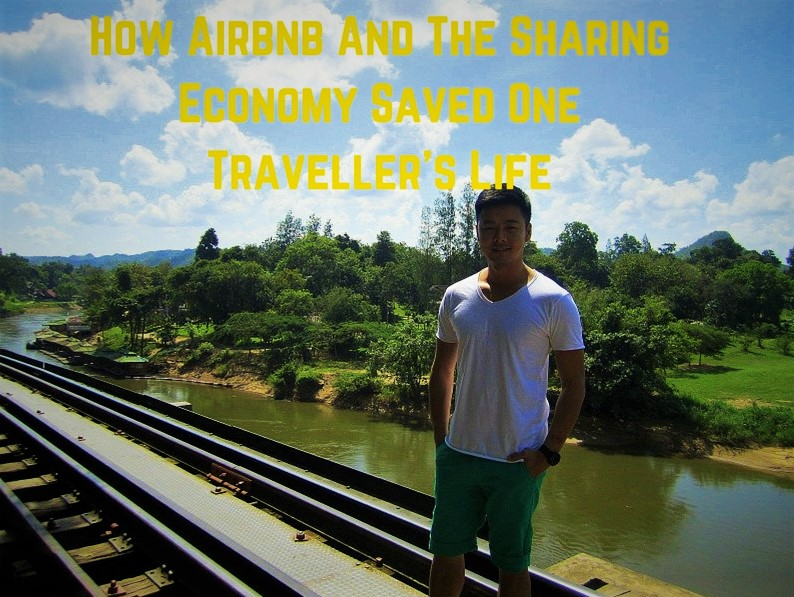 How Airbnb And The Sharing Economy Saved One Traveller's Life
